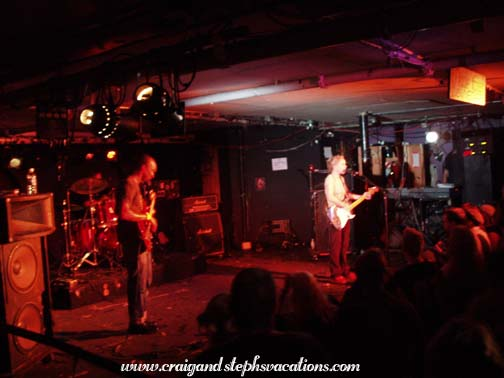 Throwing Muses, Middle East, Cambridge  8/11/2006